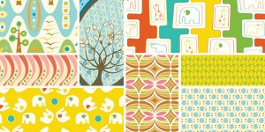 Thomas Knauer - Savanna Bop Fabric