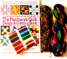 Why Quilts Matter - 2013 Holiday Offer - Creative Bundle from Carol Ann Waugh