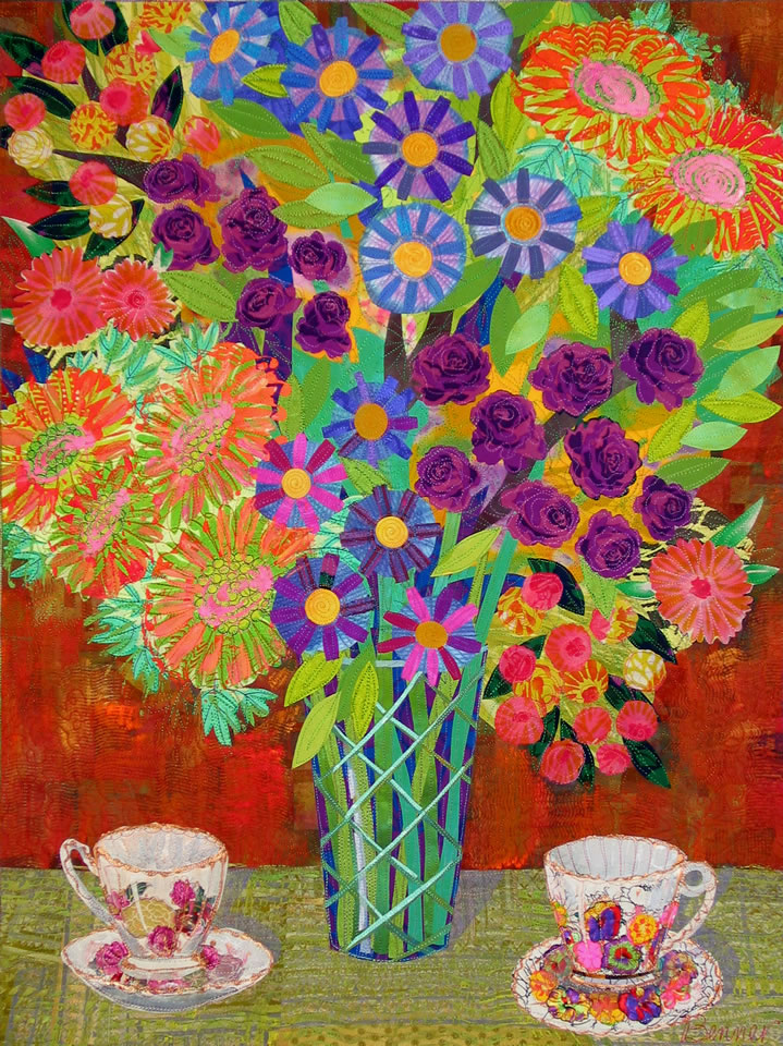 Sue Benner no. 7: Matisse, Vera and Sue