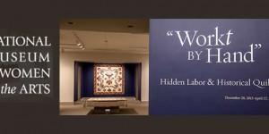 NMWA Workt by Hand Banner