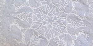 Tim Latimer - Snowflake Quilt (Detail)