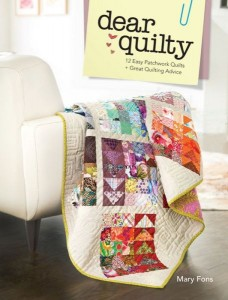 Dear Quilty by Mary Katherine Fons