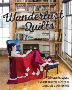 Wanderlust Quilts by Amanda Leins