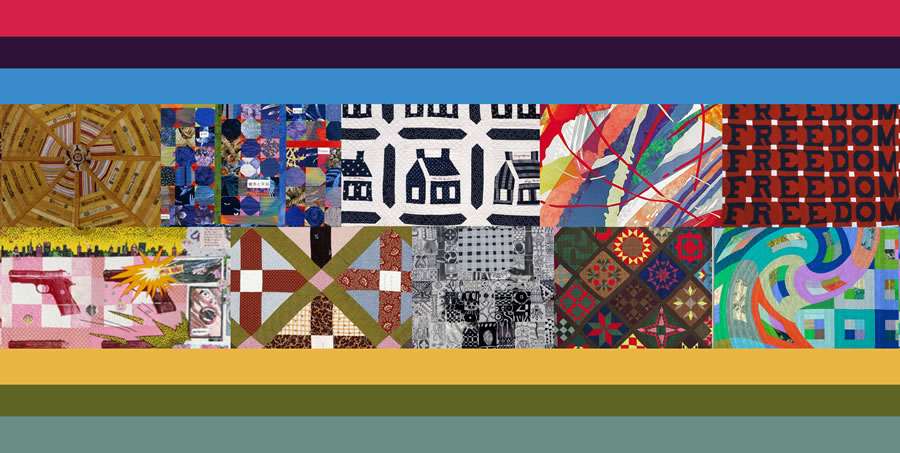 Why Quilts Matter: History, Art & Politics - EPISODES